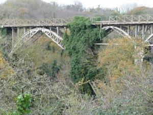 Le viaduc de Port Nieux